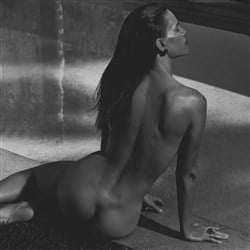 Hilary Swank Nude In The New Issue Of Interview Magazine