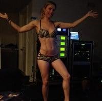 Jennifer garner upskirt