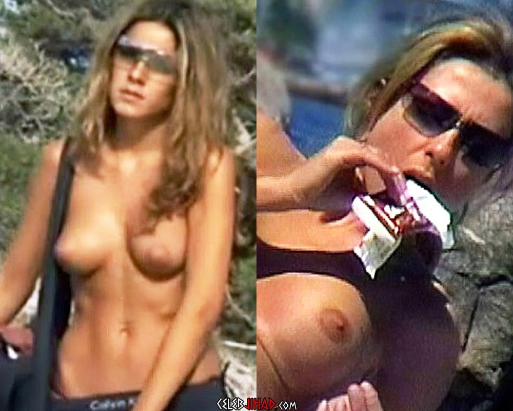 J Aniston Nude