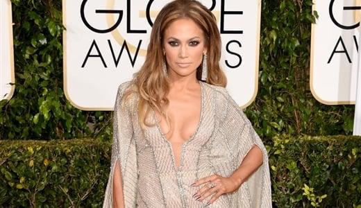 Jennifer Lopez Nip Slip At The Golden Globes