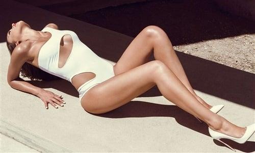 Jessica Alba swimsuit