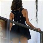 Jessica Alba Upskirt No Panties Pics