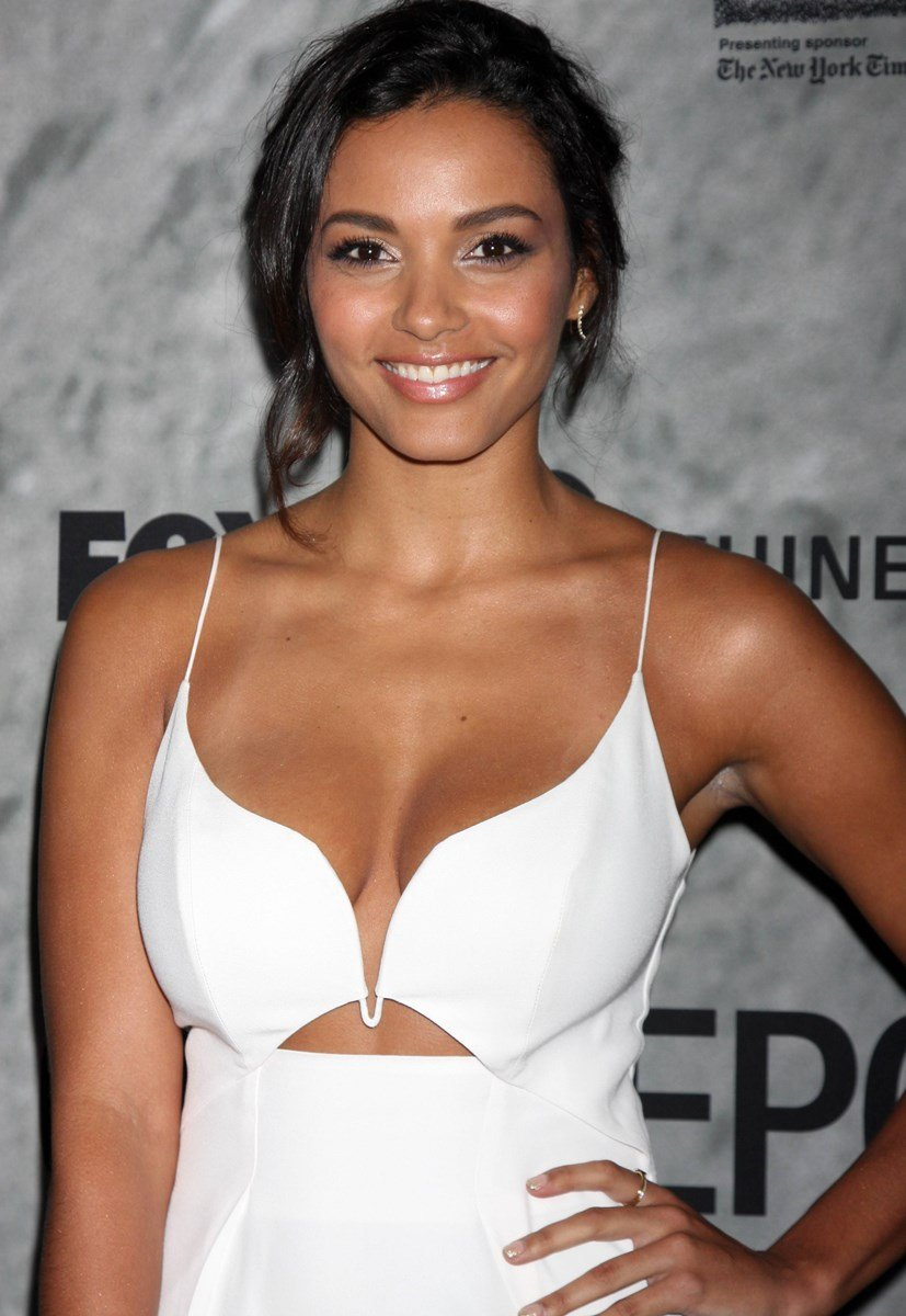 Jessica Lucas Big Black Boobs Compilation
