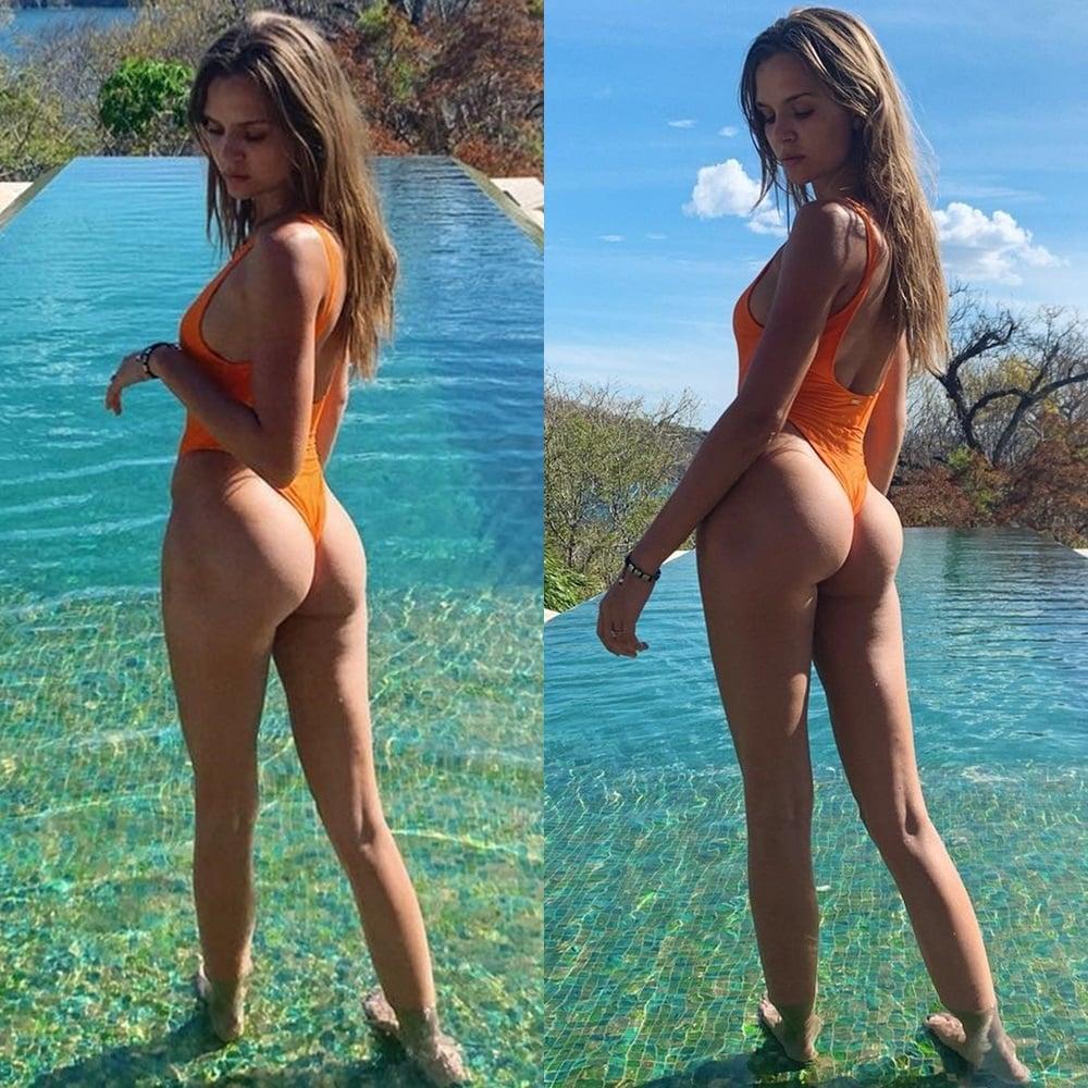 Josephine Skriver ass