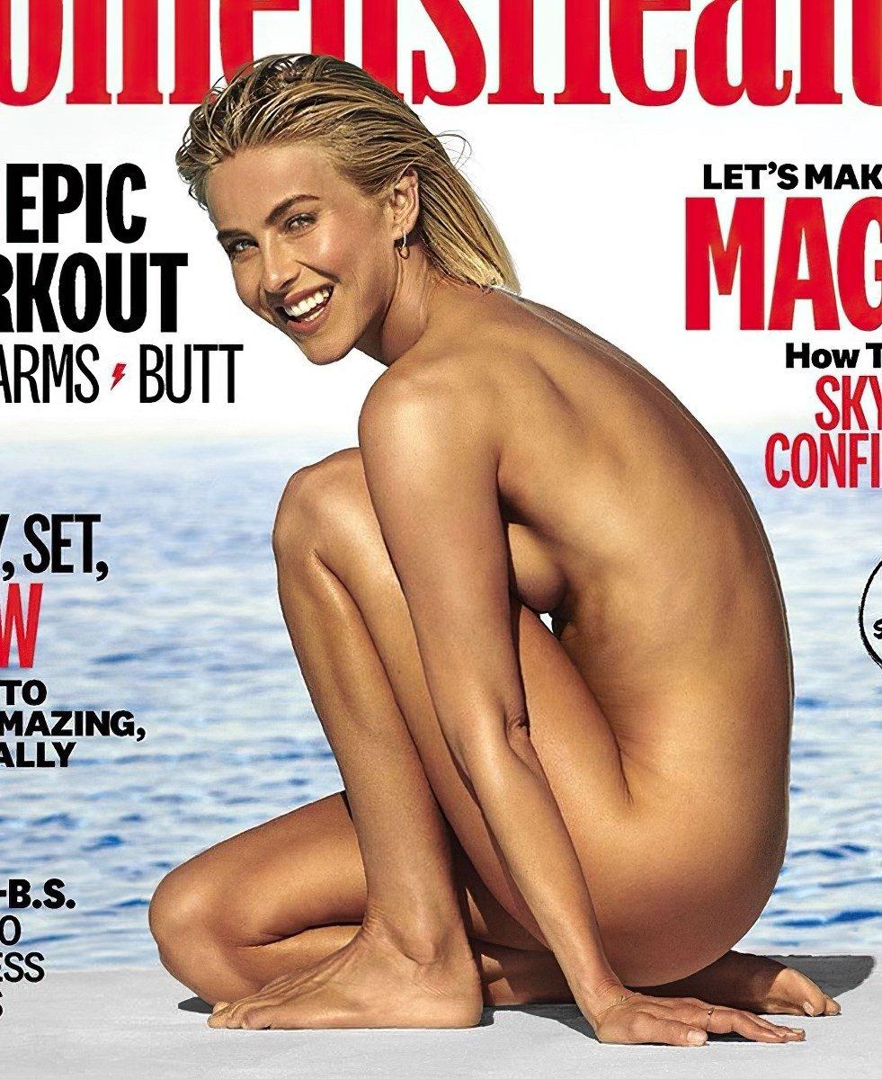 Julianne Hough Nude Photos For Women's Health