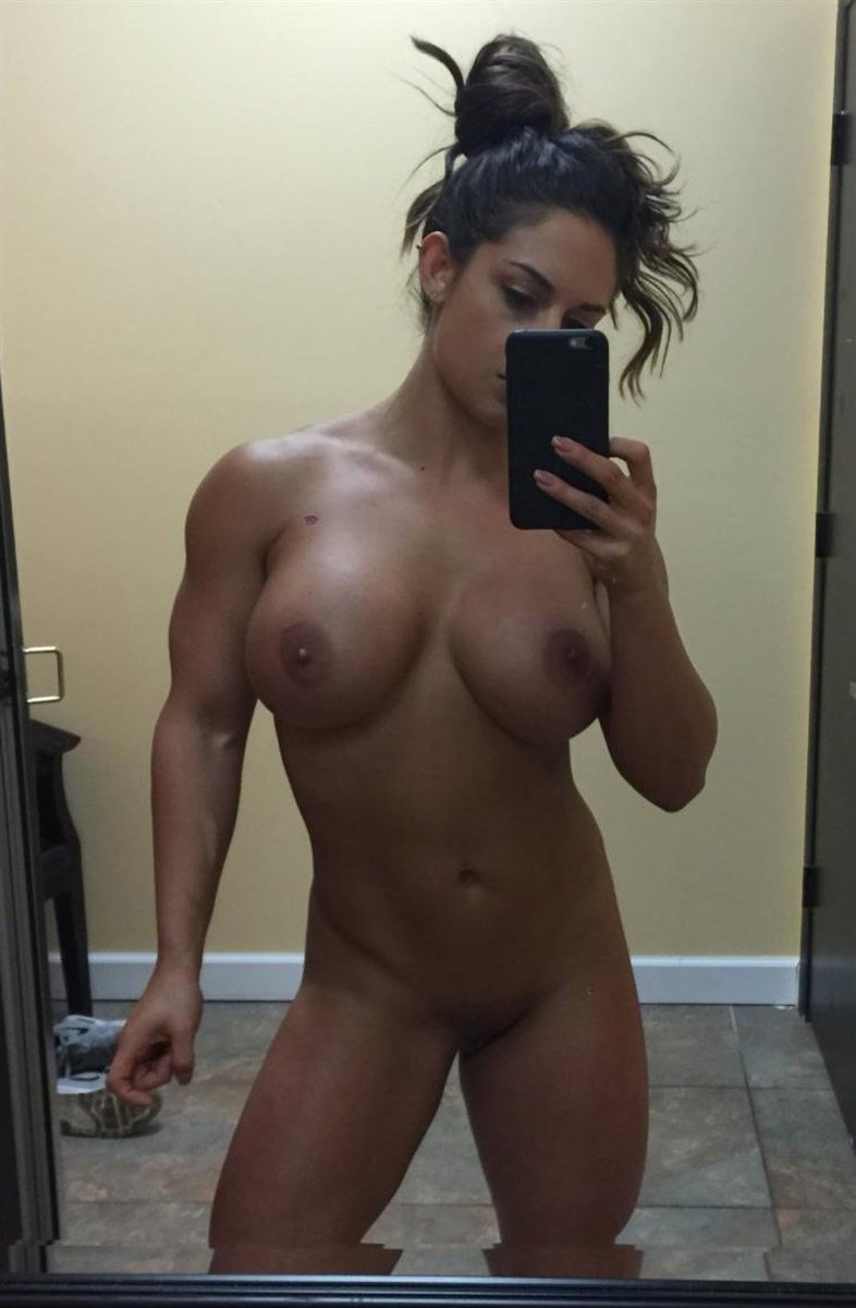 Kaitlyn wwe the fappening nude