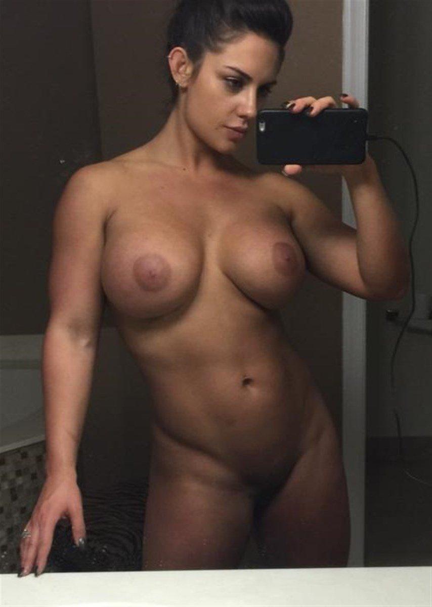 Melina Talks Emotional Roller Coaster After Her Nude Photos Were Leaked Online