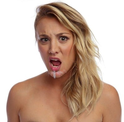 Kaley cuoco leaked video