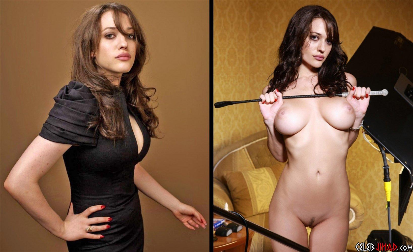 Kat Dennings Nude Cute Mode Slut Mode