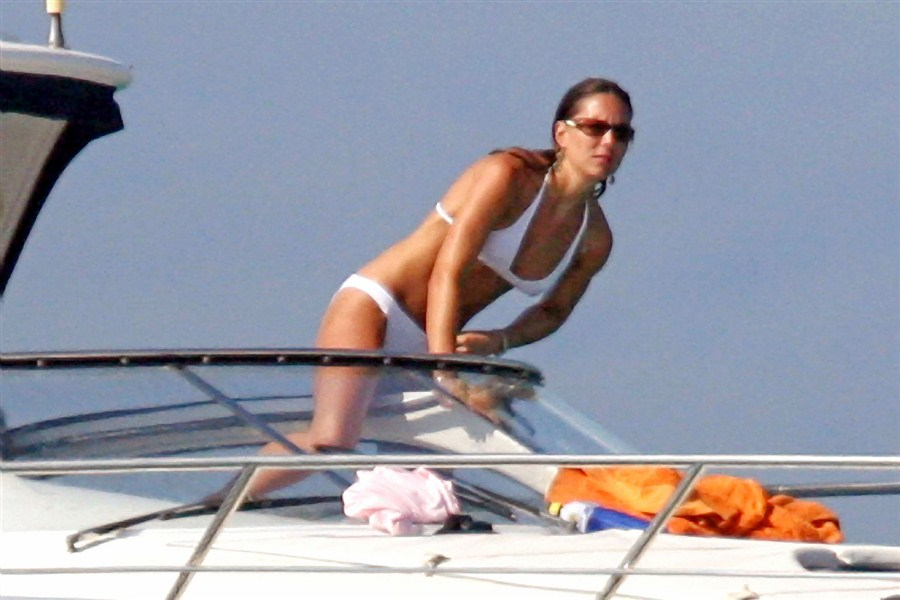 Future Queen Kate Middleton Bikini Scandal