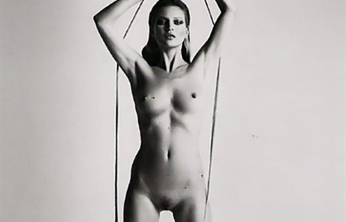 Kate Moss Playboy nude