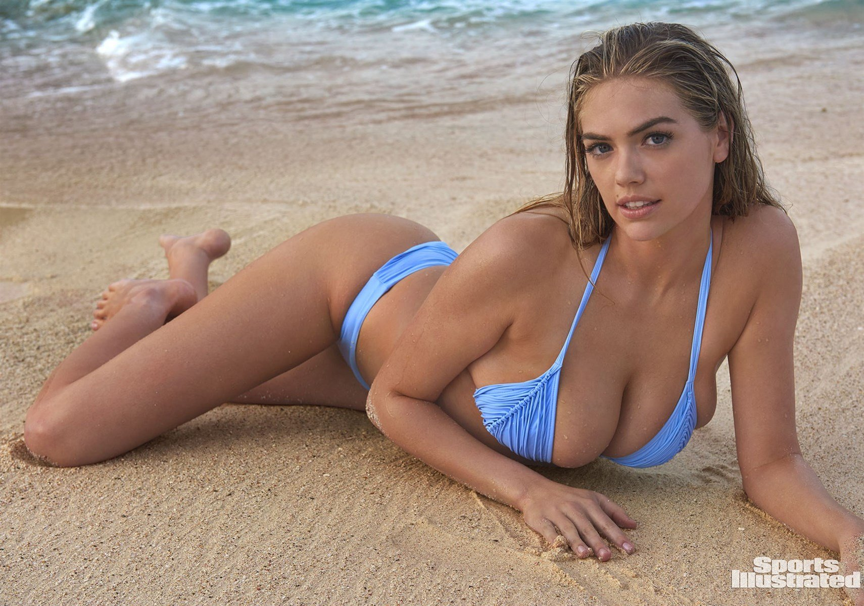 Kate Upton's Topless Titties Nearly Get Her Killed