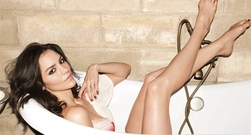 Katharine McPhee Whores Herself In GQ