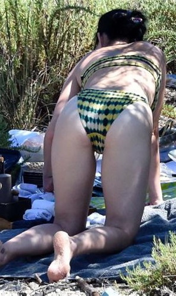 Katy Perry Nip Slip And Fat Ass Bikini Pics
