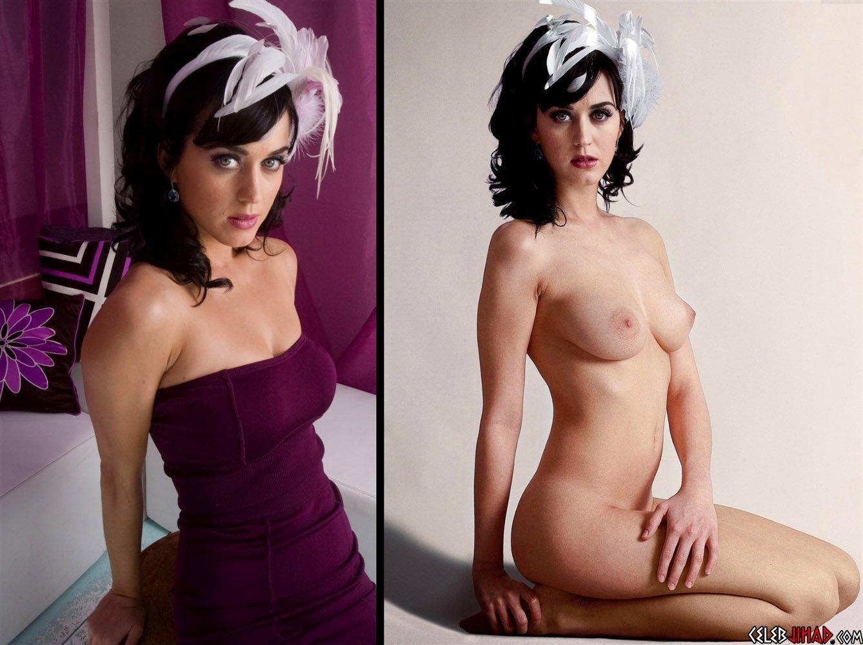 Katy perry nude scenes