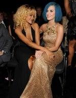 Katy Perry Rihanna