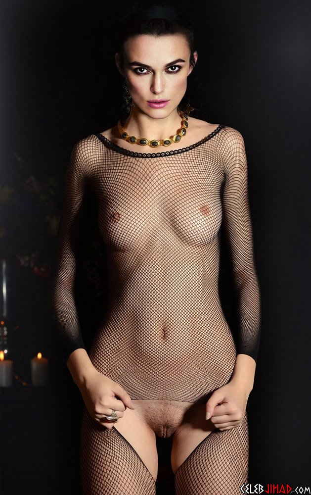 Keira Knightley Fake Nude Celebs