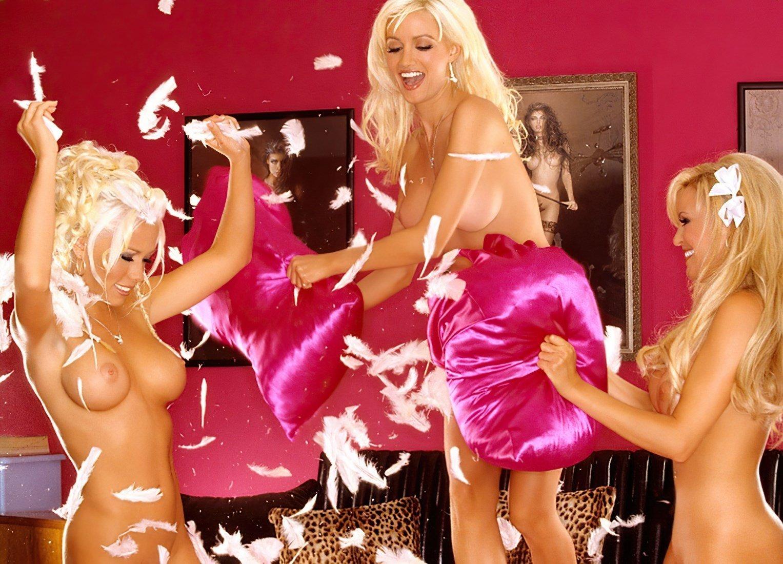 Playboy Holly Madison Naked Photo