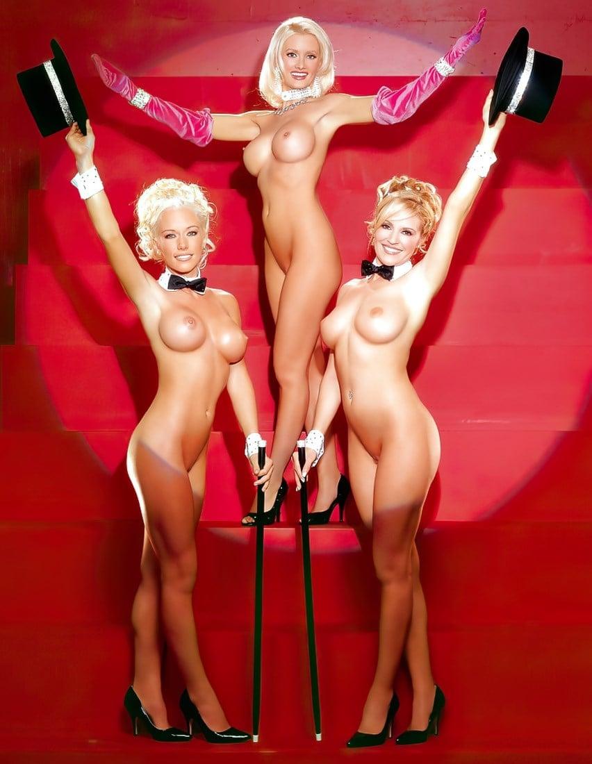 Kendra Wilkinson Nude Behind-The-Scenes Compilation