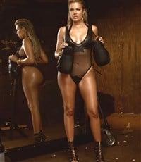Bodybuilder pussy cum sex