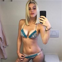 Lele Pons Shows Her Nipple And Ass On Snapchat