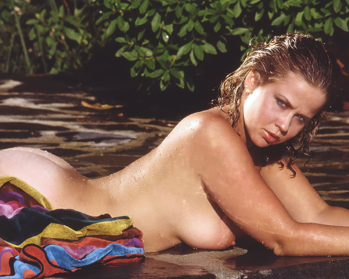 See and save as linda blair nudes porn pict