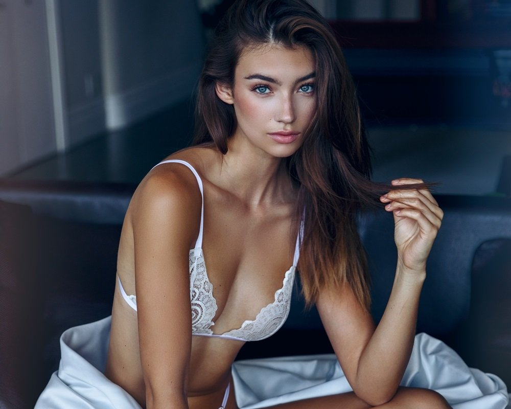 Lorena Rae Nearly Nude And Lingerie Photo Collection-6977