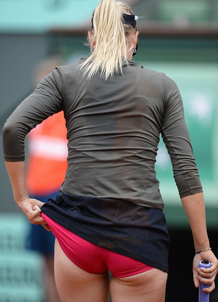 Nude maria scharapowa Maria Sharapova