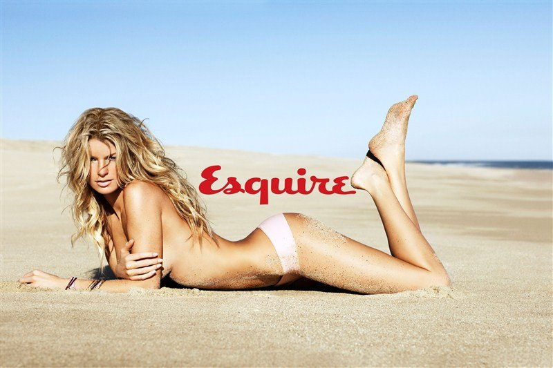 Marisa miller nude and barefoot 11