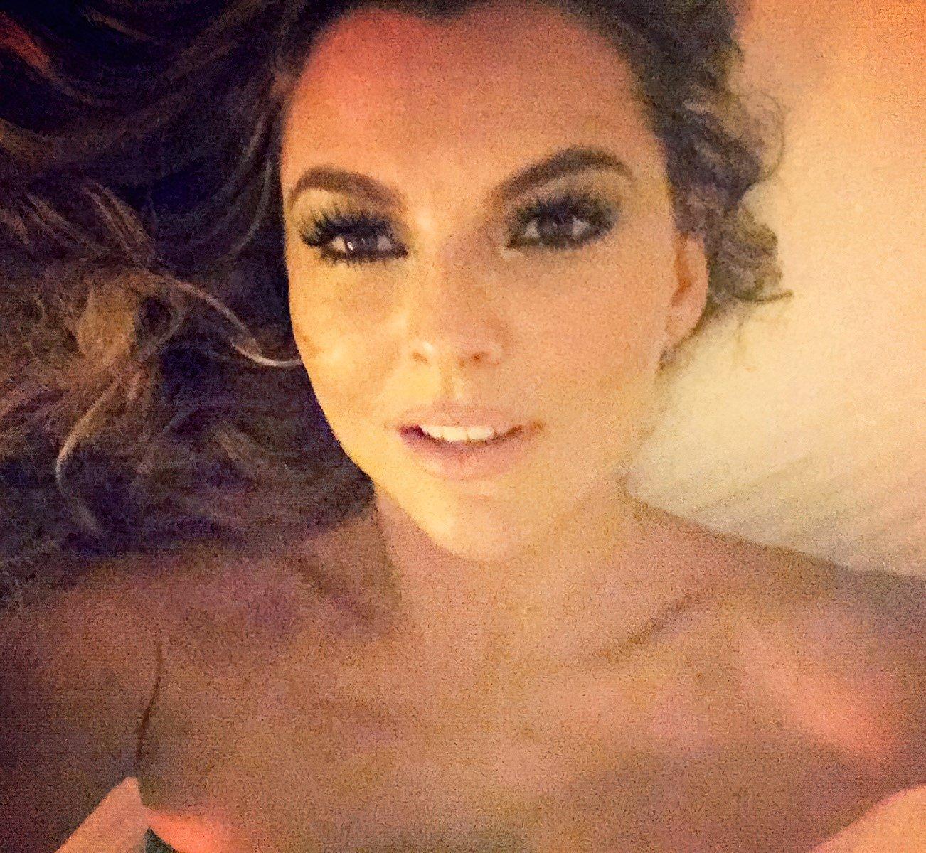 Marjorie de Sousa Nude Outtake Photos