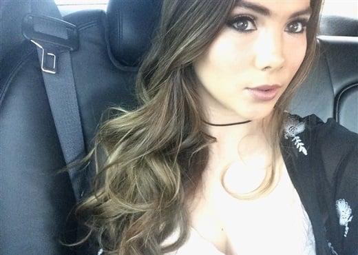 McKayla Maroney selfie