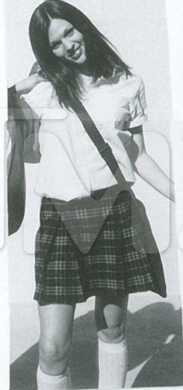 Megan Fox High School Pictures