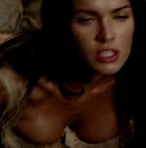 Famous sex scenes of megan