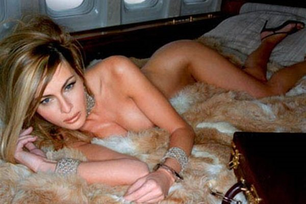 Melania Trump Nude Pictures and