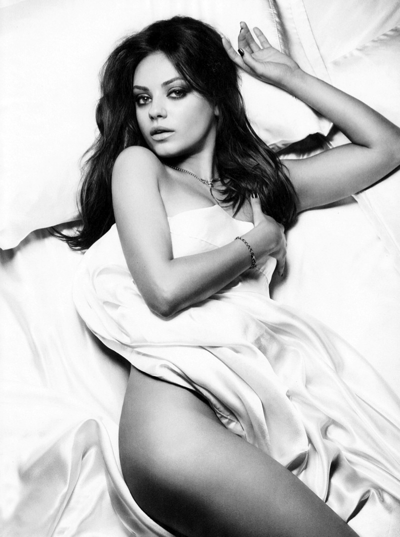 Mila Kunis Named Esquire's Sexiest Woman Alive