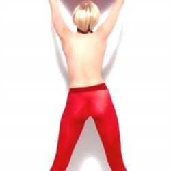 Miley Cyrus Selling See Thru Stockings