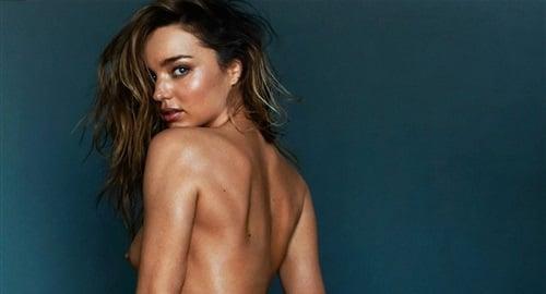 More Naked Miranda Kerr Photos From Gq-1539