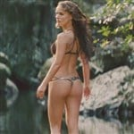 Natalie Portman's Ass In A Thong Video