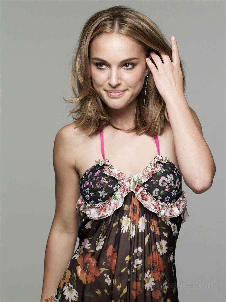 Natalie Portman's Slutty New Look