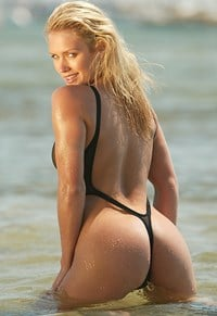 has nicky whelan ever been nude