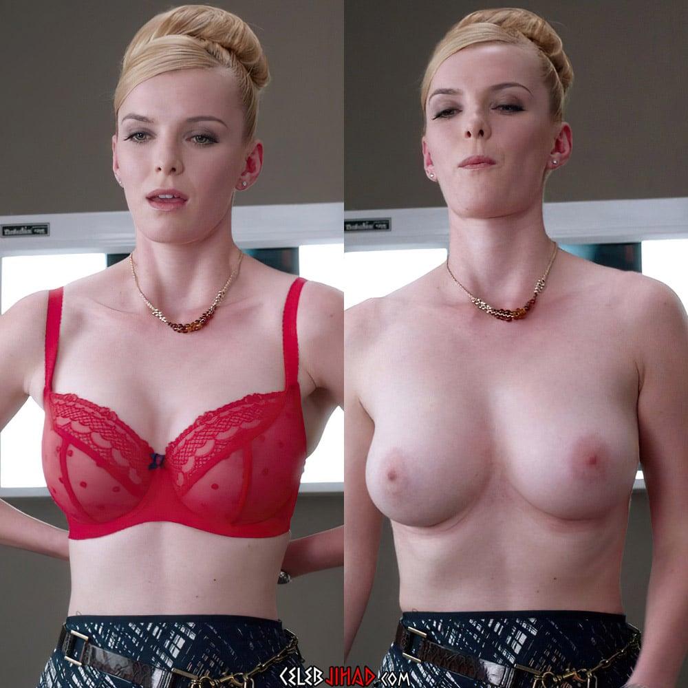 Betty Gilpin nude