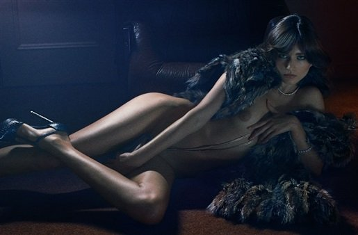 Andreea Diaconu nude
