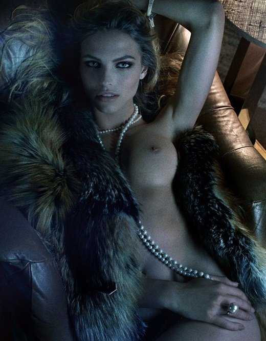 Karlina Caune nude