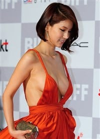 Nude Korean Celeb