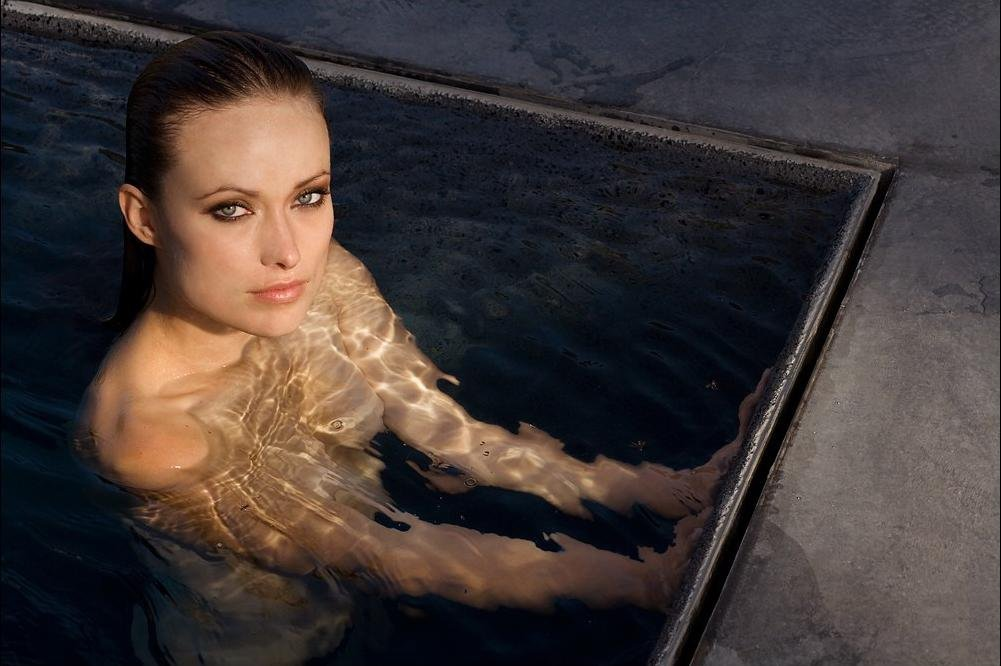 Topless olivia wilde Olivia Wilde