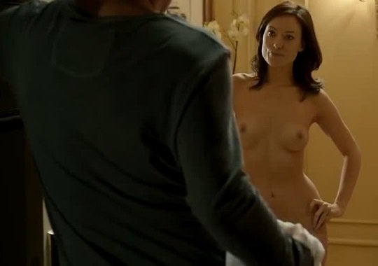 Wilde naked olivia 60 Sexy