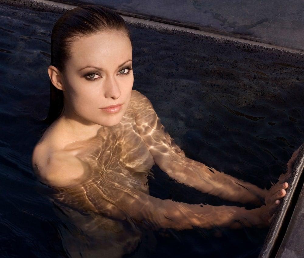 Olivia wilde boobs nude
