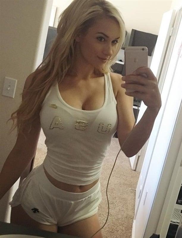 Paige Spiranac nude leak
