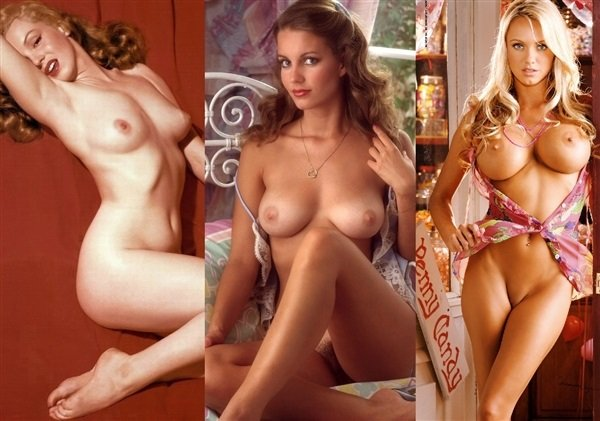Every Playboy Playmate Nude Centerfold From 1953 - 2016-2462