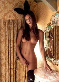 Not clear american playboy models naked photos